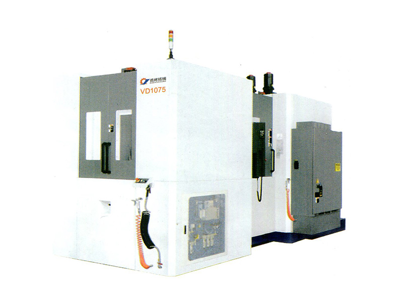 VD1075卧式加工中心机