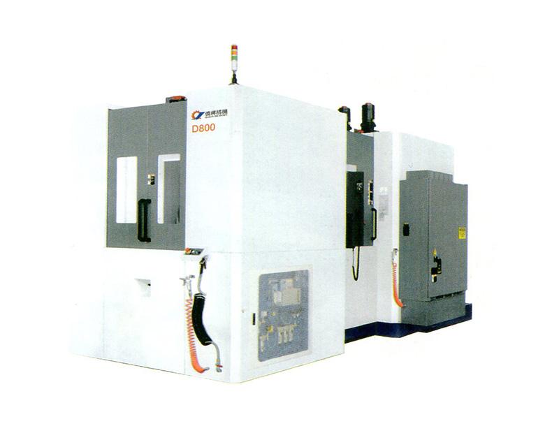 VD800卧式加工中心机