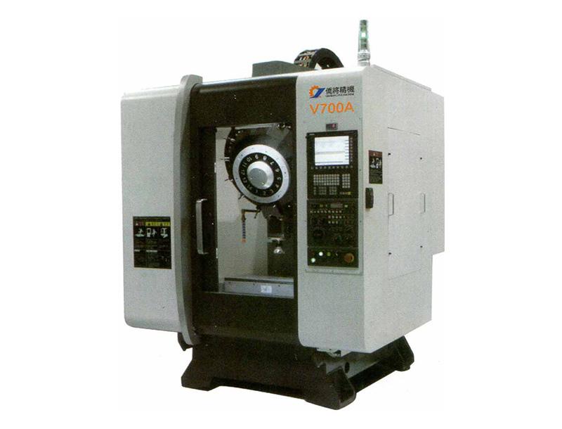 V700A立式钻铣中心机