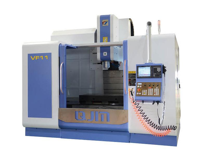 VF11超精密立式加工中心机