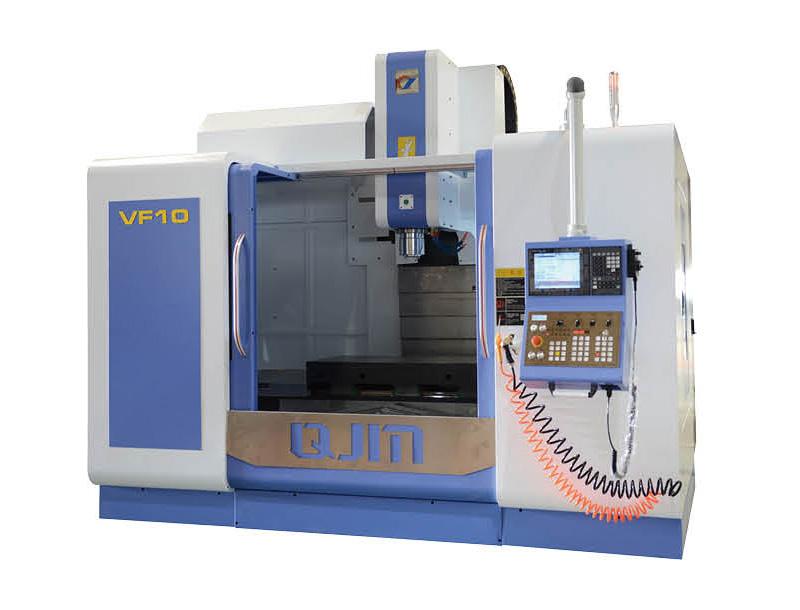 VF10超精密立式加工中心机