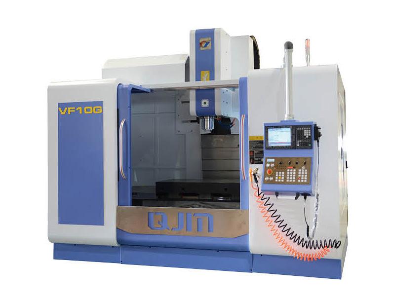 VF10G超精密立式加工中心机