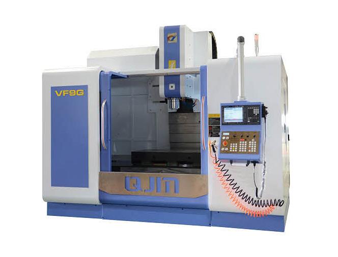 VF9G超精密立式加工中心机