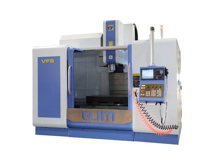VF8超精密立式加工中心机